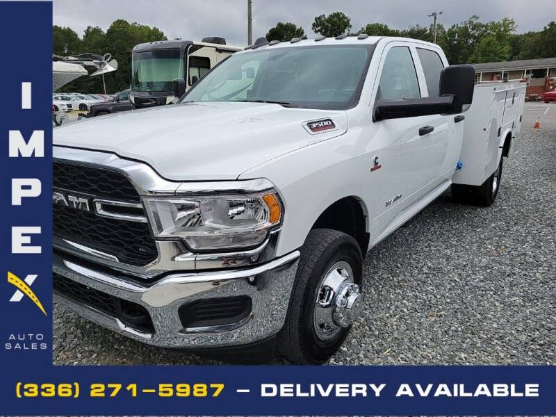 2020 RAM Ram Chassis 3500 for sale in Greensboro, NC