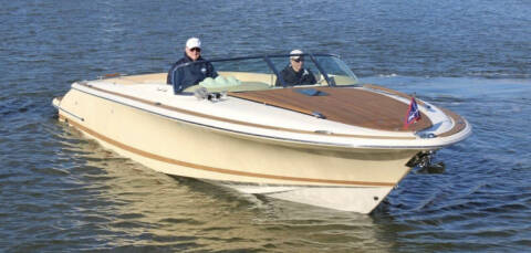 2011 Chris Craft 28' Corsair Heritage for sale at R & R Motors in Queensbury NY