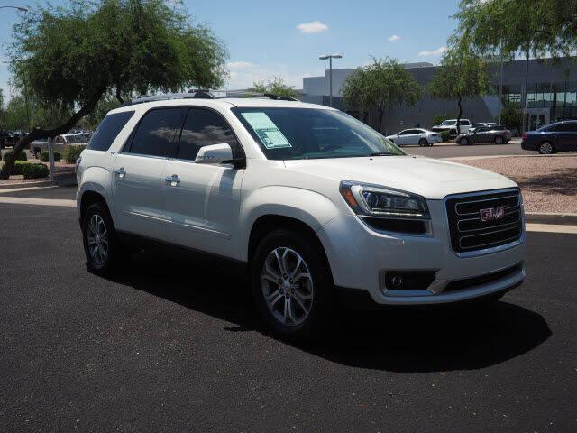 2015 GMC Acadia for sale at CarFinancer.com in Peoria AZ