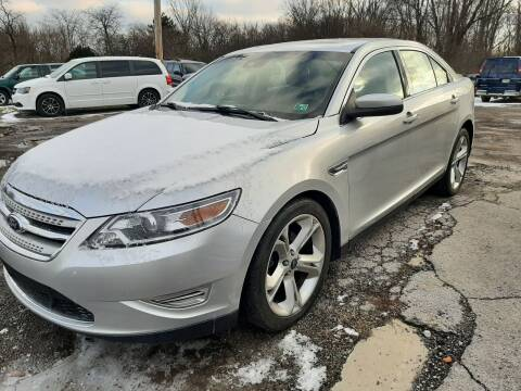 2011 Ford Taurus for sale at John - Glenn Auto Sales INC in Plain City OH