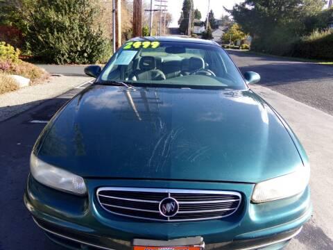 1998 Buick Regal for sale at Signature Auto Sales in Bremerton WA