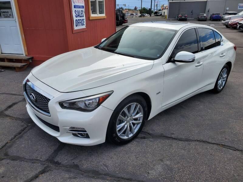2017 Infiniti Q50 for sale at Curtis Auto Sales LLC in Orem UT