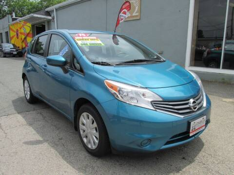 2015 Nissan Versa Note for sale at Omega Auto & Truck Center, Inc. in Salem MA