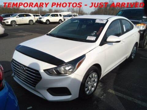 2021 Hyundai Accent for sale at Auto Finance of Raleigh in Raleigh NC