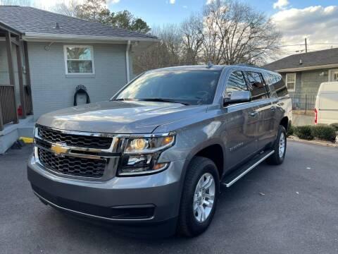2020 Chevrolet Suburban for sale at RC Auto Brokers, LLC in Marietta GA