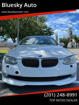 2011 BMW 3 Series for sale at Bluesky Auto in Bound Brook NJ