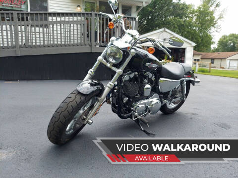 2012 HARLEY DAVIDSON SPORTSTER for sale at Woolley Auto Group LLC in Poland OH