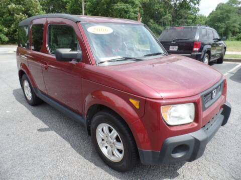 2006 Honda Element for sale at United Automotive Group in Griffin GA