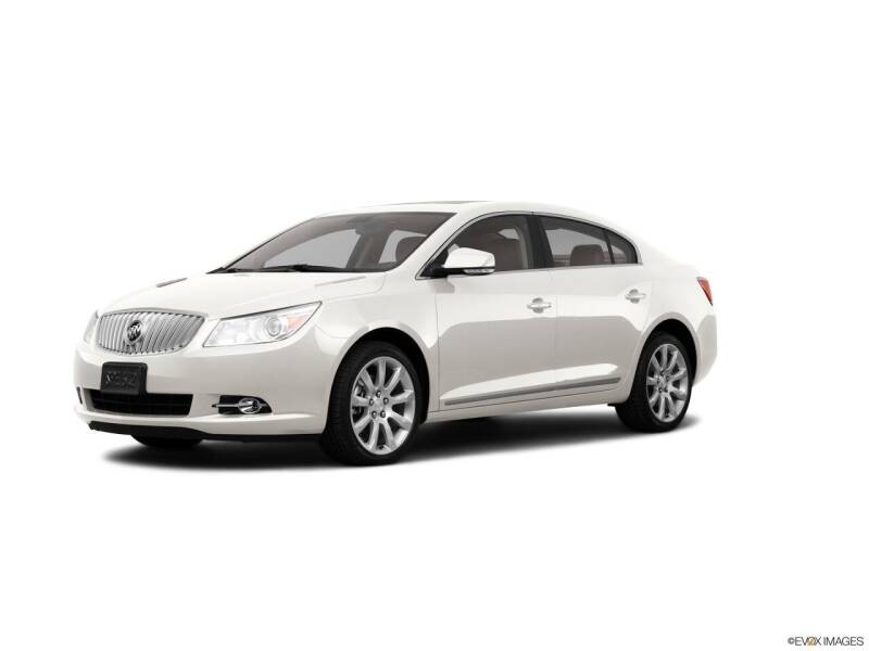 2011 Buick LaCrosse for sale at CAR MART in Union City TN