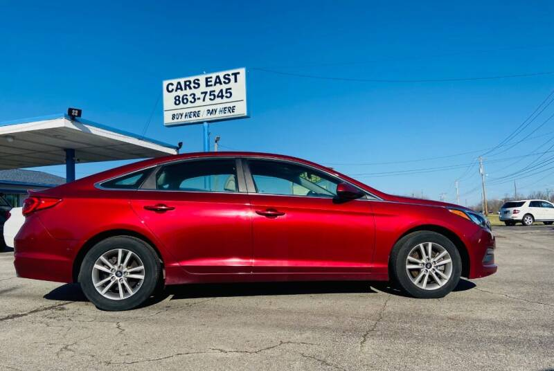 2015 Hyundai Sonata for sale at Cars East in Columbus OH