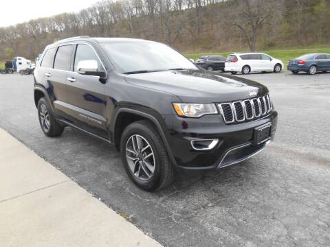 2020 Jeep Grand Cherokee for sale at Maczuk Automotive Group in Hermann MO