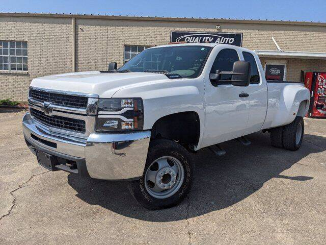 2009 Chevrolet Silverado 3500HD for sale at Quality Auto of Collins in Collins MS
