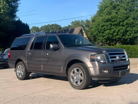 2014 Ford Expedition EL for sale at GR Motor Company in Garner NC