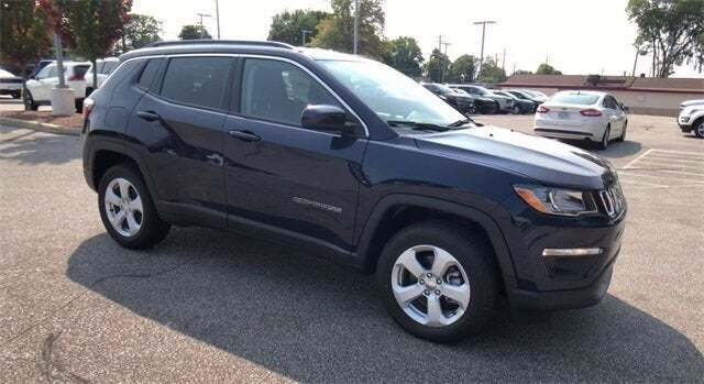 2021 Jeep Compass 4x4 Latitude 4dr SUV - North Olmsted OH