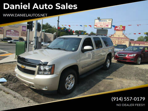 2013 Chevrolet Suburban for sale at Daniel Auto Sales in Yonkers NY