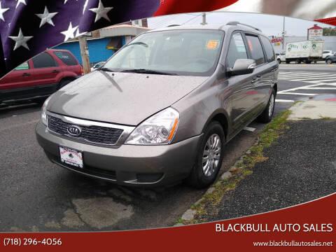 2012 Kia Sedona for sale at Blackbull Auto Sales in Ozone Park NY