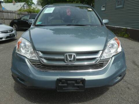 2011 Honda CR-V for sale at Wheels and Deals in Springfield MA