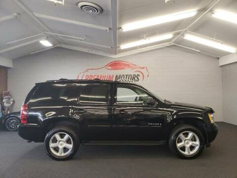 2008 Chevrolet Tahoe for sale at Premium Motors in Villa Park IL