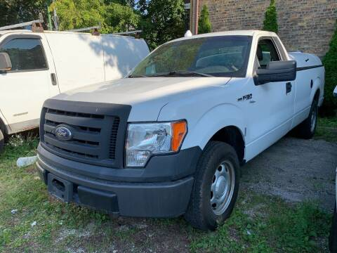2010 Ford F-150 for sale at 540 AUTO SALES in Chicago IL