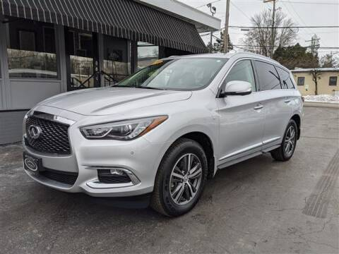 2019 Infiniti QX60 for sale at GAHANNA AUTO SALES in Gahanna OH