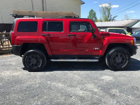 2006 HUMMER H3 for sale at PENWAY AUTOMOTIVE in Chambersburg PA