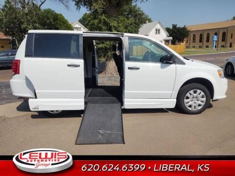 2019 Dodge Grand Caravan for sale at Lewis Chevrolet Buick of Liberal in Liberal KS