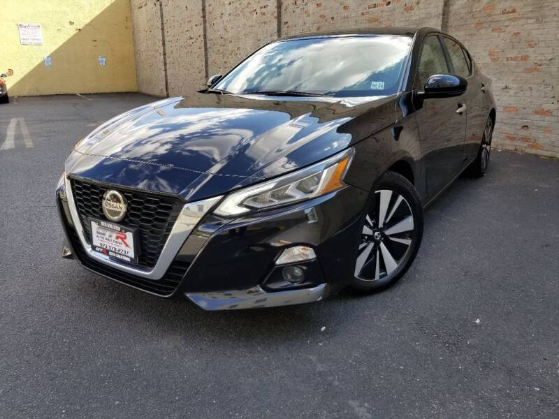 2019 Nissan Altima for sale at GTR Auto Solutions in Newark NJ