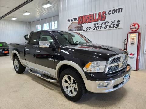 2009 Dodge Ram Pickup 1500 for sale at Kinsellas Auto Sales in Rochester MN