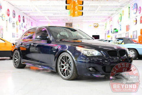 2008 BMW 5 Series for sale at Classics and Beyond Auto Gallery in Wayne MI