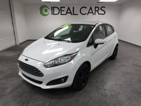2019 Ford Fiesta for sale at Ideal Cars East Mesa in Mesa AZ