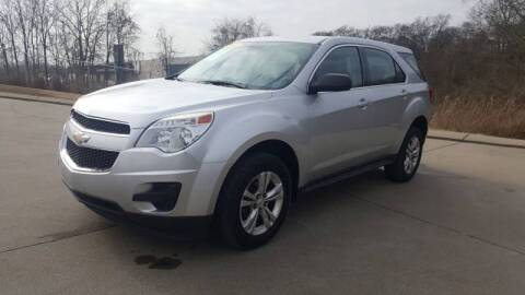 2011 Chevrolet Equinox for sale at A & A IMPORTS OF TN in Madison TN