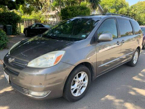 2004 Toyota Sienna for sale at ZaZa Motors in San Leandro CA