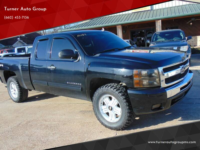 2011 Chevrolet Silverado 1500 for sale at Turner Auto Group in Greenwood MS