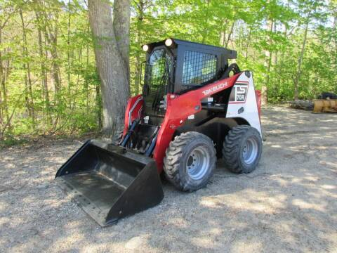 2015 TAKEUCHI TS70R for sale at ABC AUTO LLC in Willimantic CT