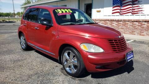 2003 Chrysler PT Cruiser for sale at Sand Mountain Motors in Fallon NV
