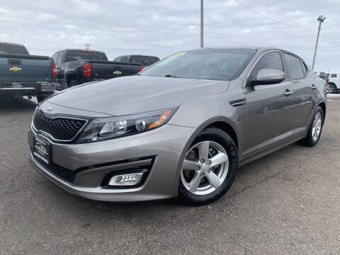 2015 Kia Optima for sale at Superior Auto Mall of Chenoa in Chenoa IL