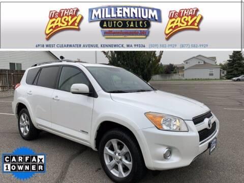 2012 Toyota RAV4 for sale at Millennium Auto Sales in Kennewick WA