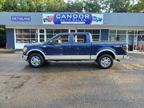 2010 Ford F-150 for sale at CANDOR INC in Toms River NJ