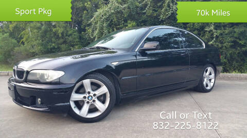 2005 BMW 3 Series for sale at Houston Auto Preowned in Houston TX