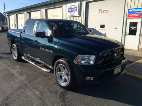 2011 RAM Ram Pickup 1500 for sale at TRI-STATE AUTO OUTLET CORP in Hokah MN