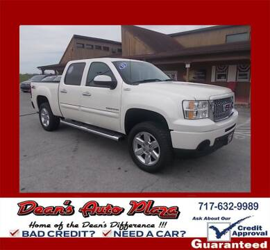 2013 GMC Sierra 1500 for sale at Dean's Auto Plaza in Hanover PA