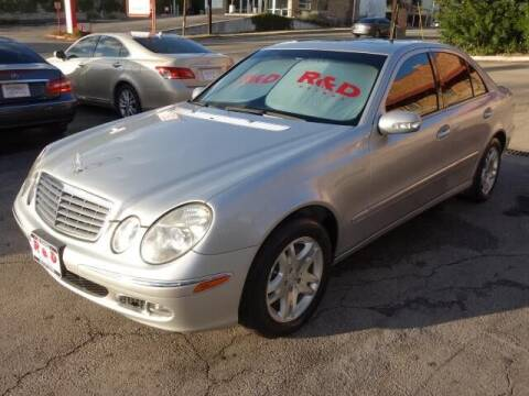2006 Mercedes-Benz E-Class for sale at R & D Motors in Austin TX