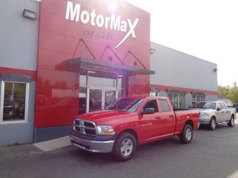 2011 RAM Ram Pickup 1500 for sale at MotorMax of GR in Grandville MI