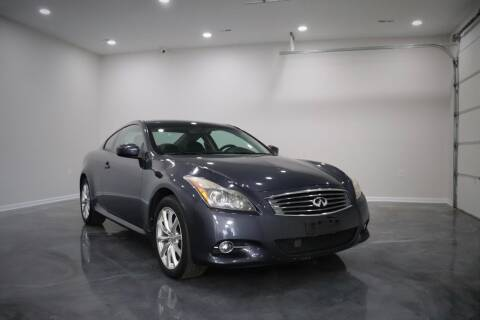 2011 Infiniti G37 Coupe for sale at RVA Automotive Group in Richmond VA