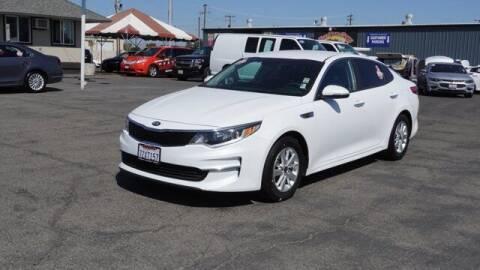 2017 Kia Optima for sale at Choice Motors in Merced CA