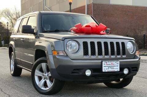 2013 Jeep Patriot for sale at Speedway Motors in Paterson NJ