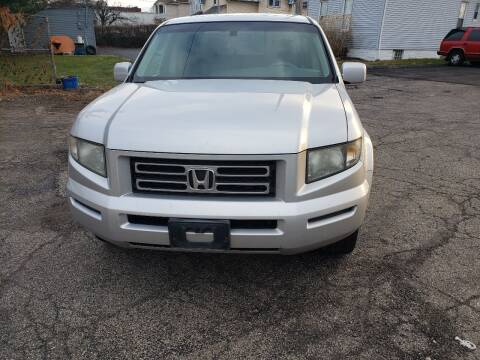 2006 Honda Ridgeline for sale at USA AUTO WHOLESALE LLC in Cleveland OH