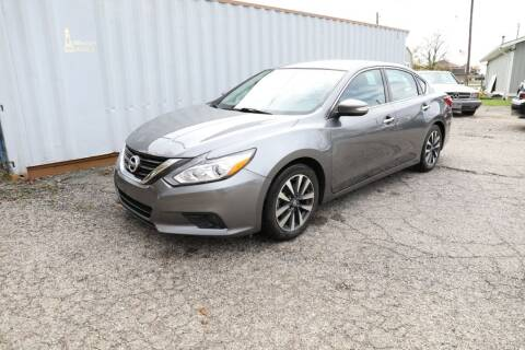2016 Nissan Altima for sale at Queen City Classics in West Chester OH