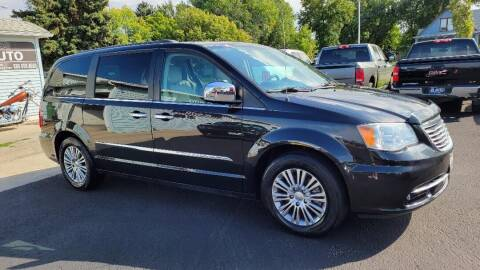 2014 Chrysler Town and Country for sale at JR Auto in Brookings SD