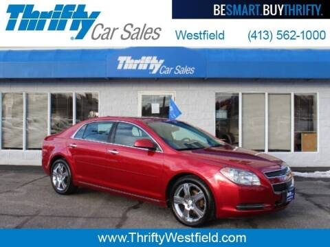 2012 Chevrolet Malibu for sale at Thrifty Car Sales Westfield in Westfield MA